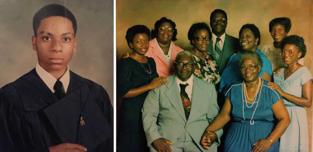 Douglas Davis Family